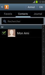 Samsung Galaxy S3 Mini - Contact, Appels, SMS/MMS - Envoyer un MMS - Étape 8