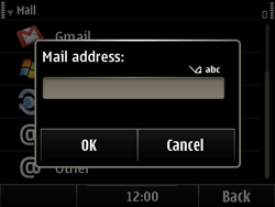 Nokia E6-00 - E-mail - Manual configuration - Step 7