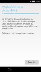 Sony Xperia Z2 - Premiers pas - Créer un compte - Étape 13