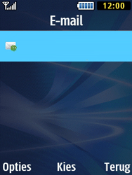 Samsung B2710 Xcover 271 - E-mail - Handmatig instellen - Stap 27