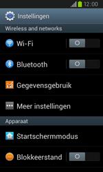 Samsung I9105P Galaxy S II Plus - Netwerk - Handmatig netwerk selecteren - Stap 7