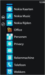 Nokia Lumia 710 - E-mail - E-mails verzenden - Stap 3