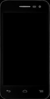 Alcatel OT-5050X Pop S3 - Premiers pas - Découvrir les touches principales - Étape 3