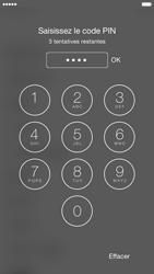 Apple iPhone 6 iOS 8 - Premiers pas - Créer un compte - Étape 5