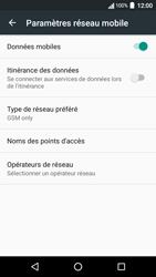 Acer Liquid Zest 4G - Réseau - Changer mode réseau - Étape 8