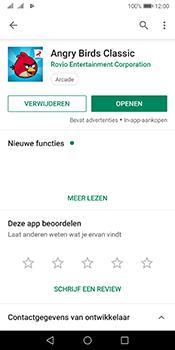 Huawei Mate 10 Pro Dual-SIM (Model BLA-L29) - Android Pie - Applicaties - Downloaden - Stap 13