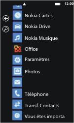 Nokia Lumia 800 - E-mail - envoyer un e-mail - Étape 2