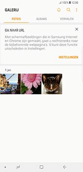 Samsung Galaxy Note 8 (SM-N950F) - Contacten en data - Foto