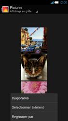 Bouygues Telecom Ultym 4 - Photos, vidéos, musique - Envoyer une photo via Bluetooth - Étape 6