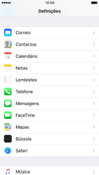Apple iPhone 6s iOS 10 - Email - Adicionar conta de email -  3