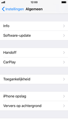 Apple iPhone SE - iOS 11 - Software update - update installeren zonder PC - Stap 4