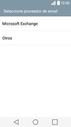 LG Leon - E-mail - Configurar Yahoo! - Paso 5
