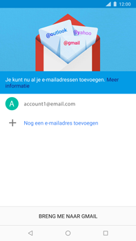 Nokia 8 Sirocco - E-mail - Account instellen (POP3 met SMTP-verificatie) - Stap 21