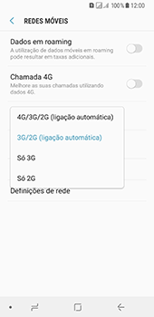 Samsung Galaxy A8 (2018) - Internet no telemóvel - Como ativar 4G -  7