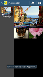 Samsung Galaxy S4 Mini - Photos, vidéos, musique - Envoyer une photo via Bluetooth - Étape 14