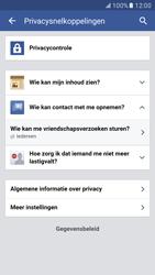 Samsung Galaxy S7 - Privacy - Privacy instellingen van Facebook aanpassen - Stap 26