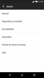 HTC One M8 - Internet - Configurar Internet - Paso 22