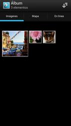 Sony Xperia J - Bluetooth - Transferir archivos a través de Bluetooth - Paso 4