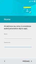 Samsung Galaxy A5 - Primeiros passos - Como ativar seu aparelho - Etapa 14