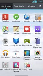 LG D505 Optimus F6 - Voicemail - Handmatig instellen - Stap 3