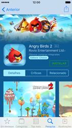 Apple iPhone SE iOS 10 - Aplicações - Como pesquisar e instalar aplicações -  15