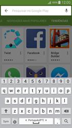 Samsung Galaxy A5 - Aplicações - Como pesquisar e instalar aplicações -  14