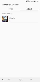Samsung Galaxy A7 (2018) - MMS - afbeeldingen verzenden - Stap 17