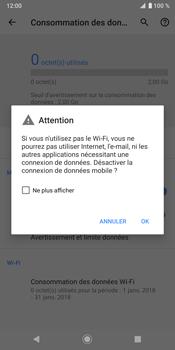 Sony Xperia XZ3 - Internet - activer ou désactiver - Étape 7