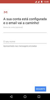 Motorola Moto G6 - Email - Configurar a conta de Email -  21