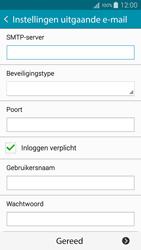 Samsung A500FU Galaxy A5 - E-mail - Instellingen KPNMail controleren - Stap 21