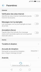 Huawei P10 - Android Oreo - SMS - Configuration manuelle - Étape 6