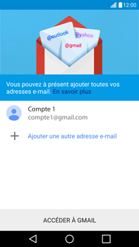 LG G4 - E-mails - Ajouter ou modifier votre compte Gmail - Étape 16