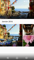 Sony Xperia XZ (F8331) - Photos, vidéos, musique - Envoyer une photo via Bluetooth - Étape 5