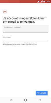 Nokia 5.1 - E-mail - Handmatig instellen (outlook) - Stap 11