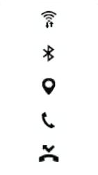 Samsung Galaxy J2 Prime - Funções básicas - Explicação dos ícones - Etapa 12