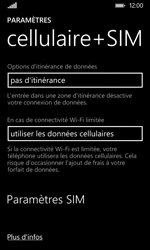 Nokia Lumia 530 - MMS - Configuration manuelle - Étape 5