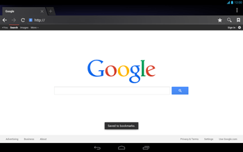 Acer Iconia Tab A3 - Internet - Internet browsing - Step 8