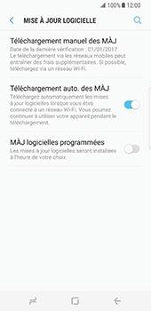 Samsung Galaxy S8 - Appareil - Mises à jour - Étape 6
