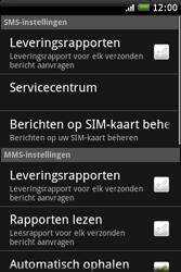 HTC A6262 Hero - SMS - Handmatig instellen - Stap 6