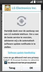 LG Optimus L70 (LG-D320n) - Software updaten - Update installeren - Stap 9