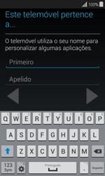Samsung Galaxy Ace 4 - Primeiros passos - Como ligar o telemóvel pela primeira vez -  13