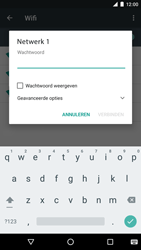 LG Nexus 5X - WiFi - Handmatig instellen - Stap 7