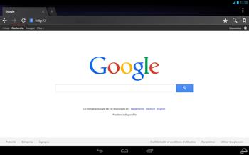 Acer Iconia Tab A3 - Internet - Navigation sur internet - Étape 10