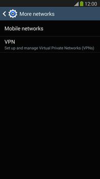 Samsung N9005 Galaxy Note III LTE - Internet - Manual configuration - Step 5