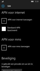 Acer Liquid M330 - Internet - Handmatig instellen - Stap 8