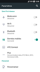 HTC 10 - Android Nougat - Internet - Configuration manuelle - Étape 5