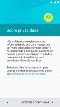 Motorola Moto X Play - Primeiros passos - Como ativar seu aparelho - Etapa 8