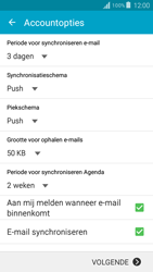 Samsung G531F Galaxy Grand Prime VE - E-mail - handmatig instellen (outlook) - Stap 7