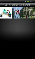 HTC A7272 Desire Z - MMS - envoi d'images - Étape 9