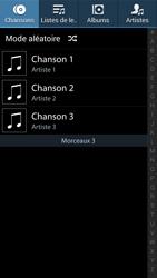 Samsung Galaxy Grand 2 4G - Photos, vidéos, musique - Ecouter de la musique - Étape 4